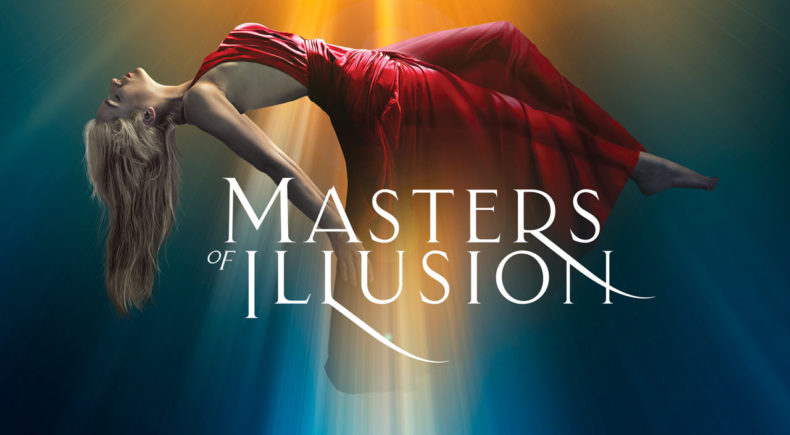 Masters of Illusion Slider