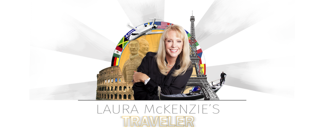 Laura McKenzies Traveler