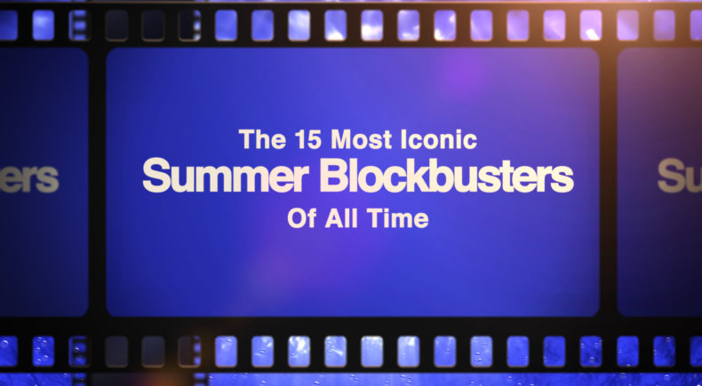 Top Summer Blockbusters Ranked