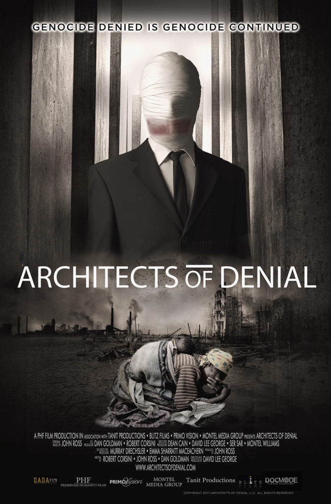 Architects of Denial Poster