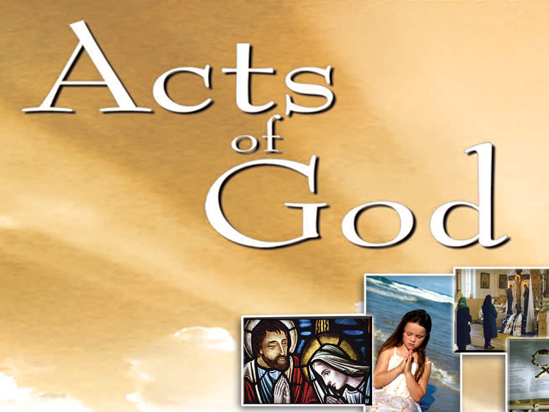 Acts of God Inspirational Television