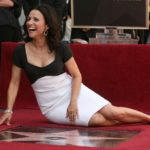 Julia Louis Dreyfus Walk of Fame Induction