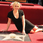Kate Winslet Walk of Fame Induction